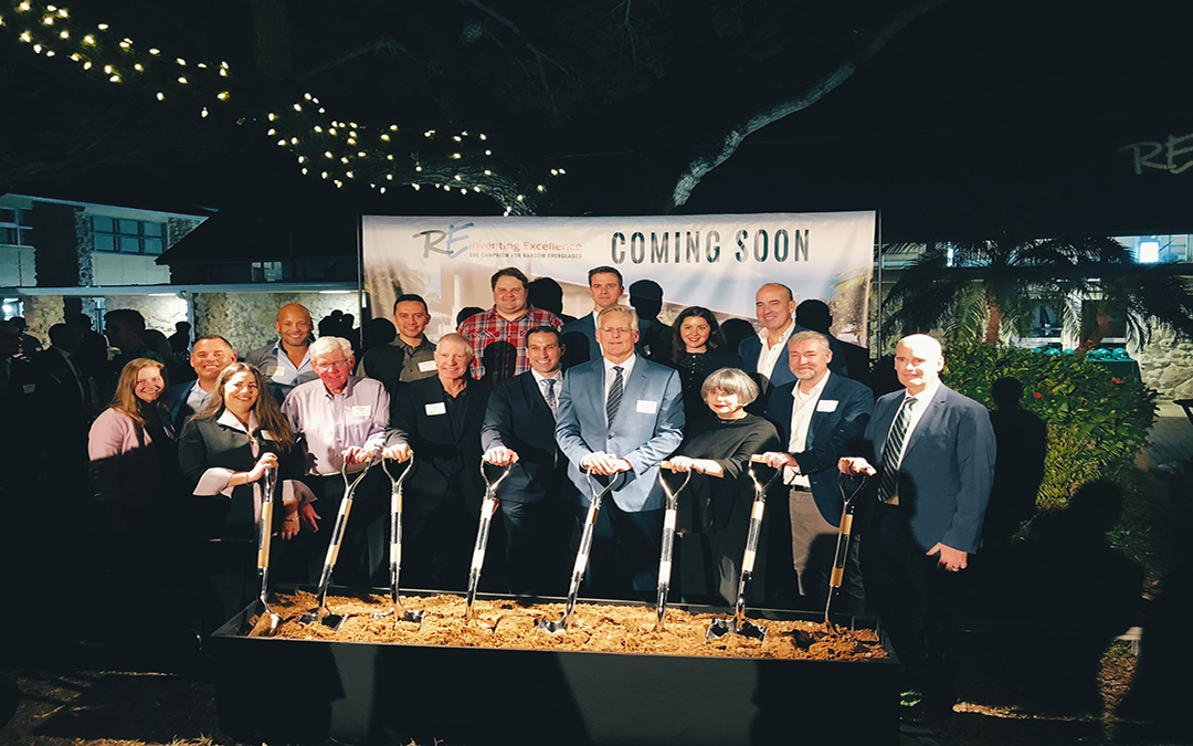 Construction Now Underway On 45,000 Square Foot STEM Center At Ransom Everglades