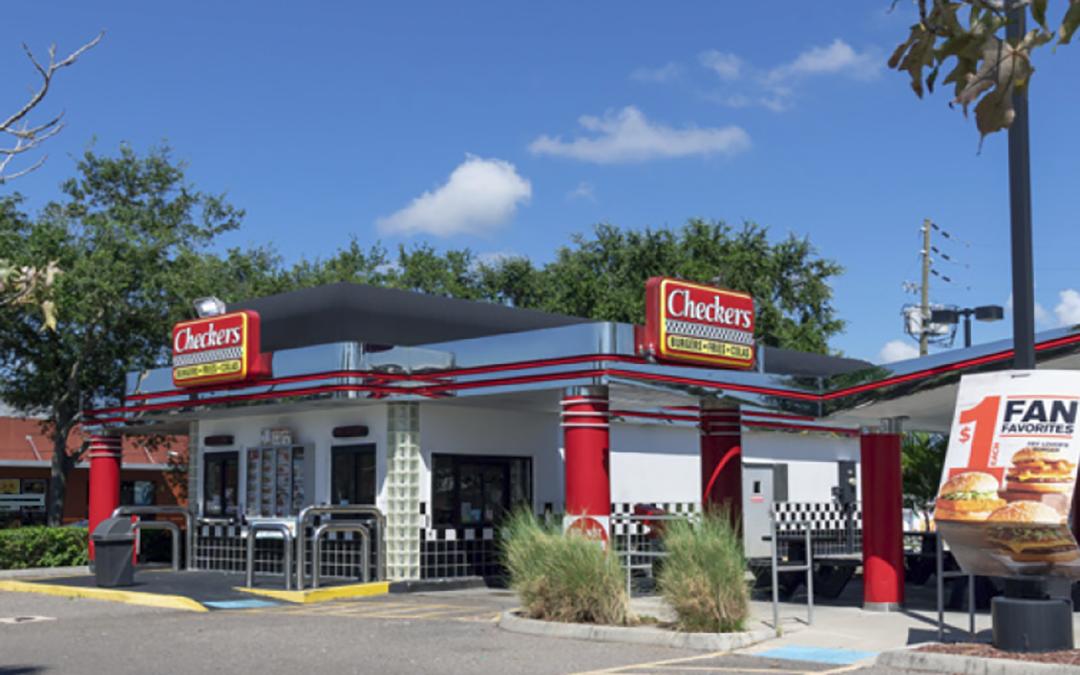 NNN Checkers Drive in St Petersburg FL