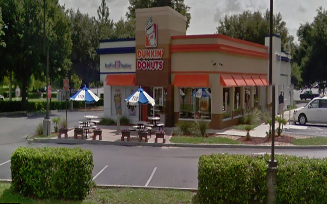 NNN Dunkin Donuts Chiefland FL (Between Tampa and Gainesville)