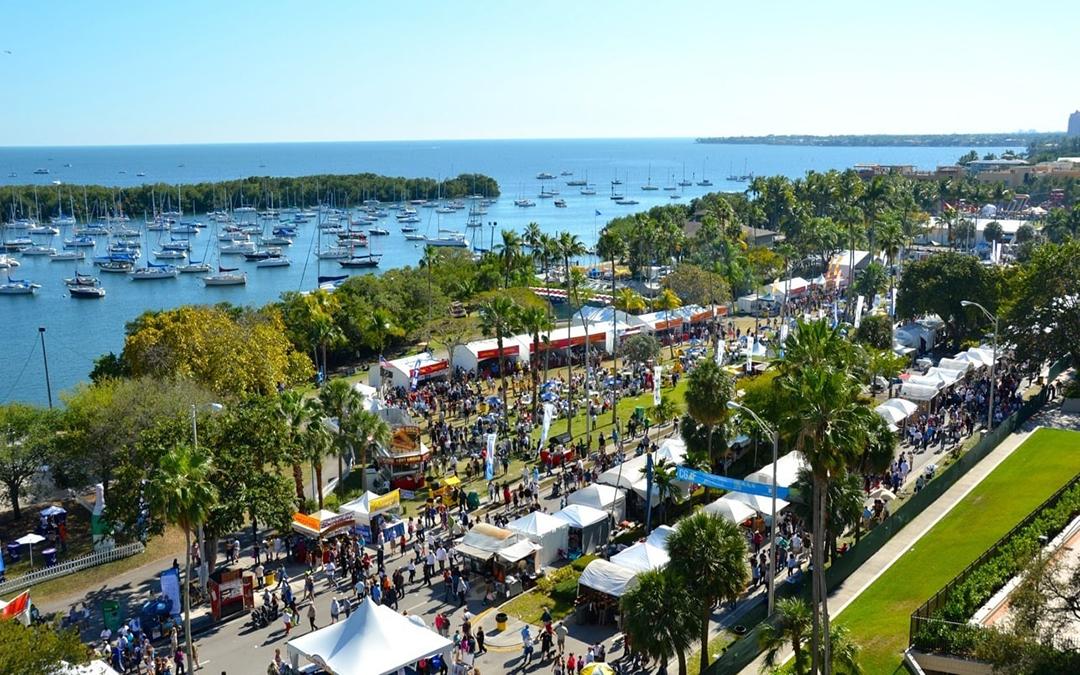 2019 Coconut Grove Arts Festival Preliminary Overview